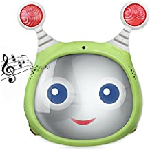 benbat - Espejo Vigila Bebés Ben Bat con luces y música verde
