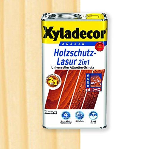 Xyladecor Holzschutz-Lasur 2in1 (750 ml, farblos)