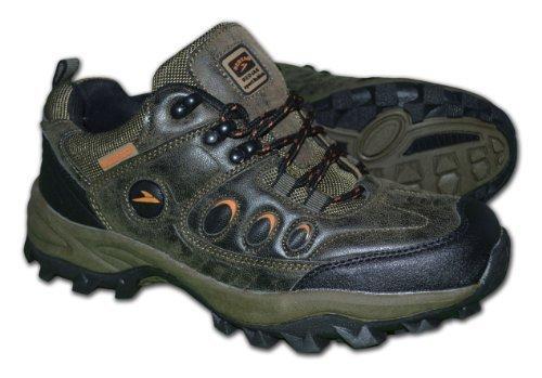 Red Tag ,  Scarponcini da camminata ed escursionismo uomo Multicolore Marrone/grigio Marrone (marrone)