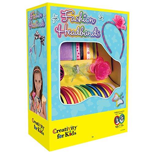 Creativity for Kids CFK1819 - Juego de creación de diademas