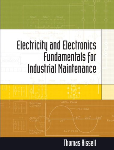 Electricity Electronics For Industrial Maintenance