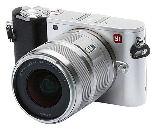 Foto Yi M14K Fotocamera digitale Mirrorless con obiettivo intercambiabile