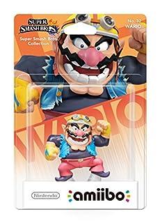 Nintendo - Figura Amiibo, Colección Super Smash Bros, Wario (B00SSU65QC) | Amazon price tracker / tracking, Amazon price history charts, Amazon price watches, Amazon price drop alerts