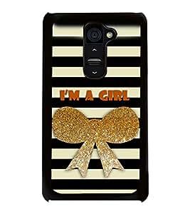 Fuson 2D Printed Designer Back case Cover for LG G2 - D4362