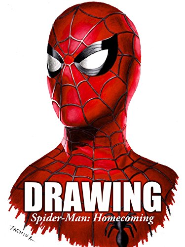 Clip: Drawing Spider-Man: Homecoming [OV]
