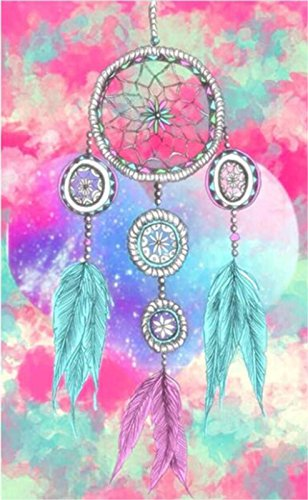 Markthym Home Diamant Malerei Full Kits 5D DIY, Dreamcatcher Bohrer Kits Für Vollbohrer Erwachsene Porträt Strass Stickerei Kreuzstich Kunst Malerei 2019 (Halloween York New 2019 In)