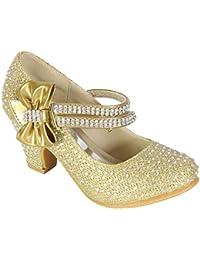 Zapatos morados formales MyShoeStore para niña