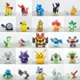 #3: POKEMON -TOYS -REAL ACTION -TOYS -SET OF -15 TOYS-2CM -RANDOMLY