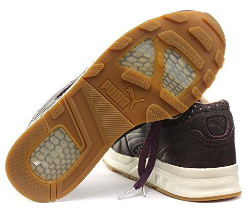 Puma XT2+ Pelle Uomo Sneaker Plum-Turtledove