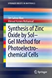 Synthesis of Zinc Oxide by Sol–Gel Method for Photoelectrochemical Cells (SpringerBriefs in Materials) (English Edition)