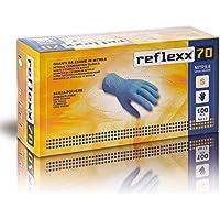 100 guantes de nitrilo sin látex