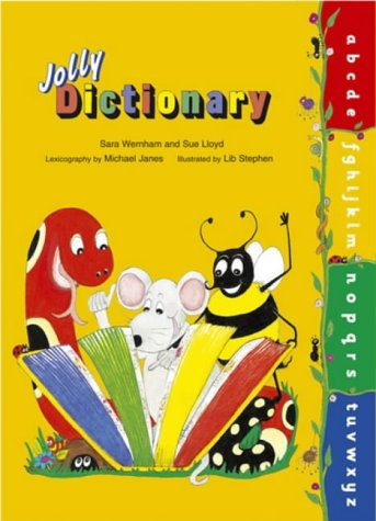 Jolly Dictionary (Jolly Grammar) by Sara Wernham (2003-08-01)