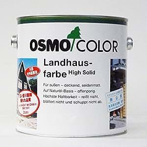 osmo landhausfarbe steingrau 750 ml baumarkt. Black Bedroom Furniture Sets. Home Design Ideas