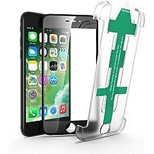 iPhone 7Plus + tanque de cristal Full Cover HD Protector de pantalla Edge to Edge tanque 3d cristal protector de pantalla 9H vidrio templado japonés, protector de pantalla, Teléfono móvil de vidrio cristal,–Protector de pantalla