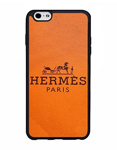 IPhone 6 Plus 5.5-Zoll Rück Hülle für Mädchen Jungen Hermes IPhone 6s Plus 5.5 Zoll Rück Hülle Brand Logo Hermes Harte Schale Hermes IPhone 6 6s Plus (5.5 Zoll) Rück (Internationale Up Dress Ideen)