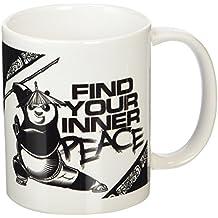 Kung Fu Panda 3 «Inner Peace», Taza de cerámica, Multicolor