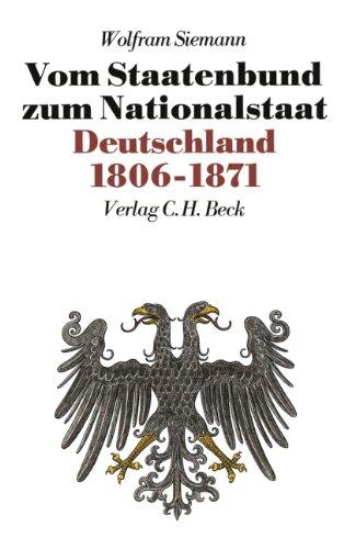Neue Deutsche Geschichte, 10 Bde., Bd.7, Vom Staatenbund zum Nationalstaat. Deutschland 1806-1871