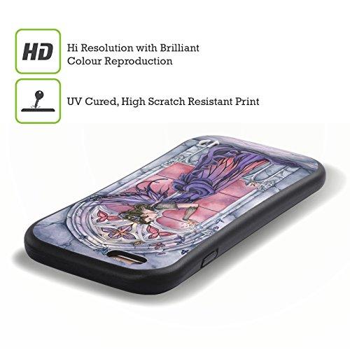Ufficiale Meredith Dillman Gotico Fate 2 Case Ibrida per Apple iPhone 6 / 6s Gotico