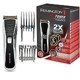 Remington Tondeuse Cheveux ProPower Homme 17 Hauteurs, Lames Titanium Anti Coupures,...