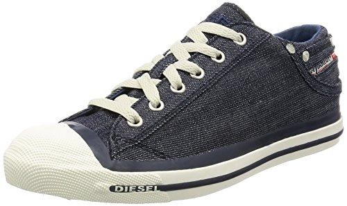 Diesel Exposure Low 00y834pr413t6067 Herren Sneaker Blau (Indigo)