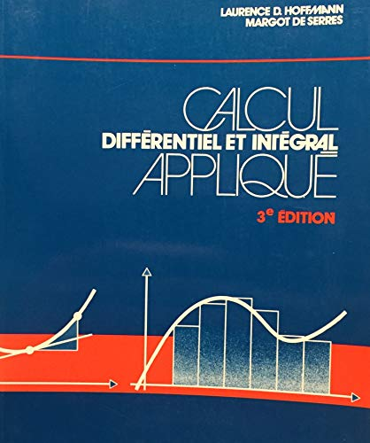Calcul Differentiel et Intégral Applique 3e ed