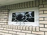 Fenstergitter Typ Sonne (Einbruchschutz, Fenstersicherung, Fensterstange)