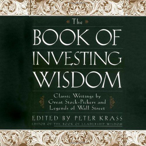 The Book of Investing Wisdom  Audiolibri