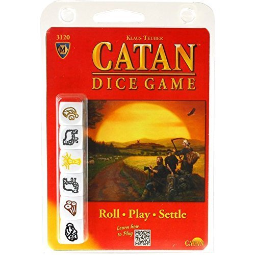 Mayfair Games MFG03120 Catan Cla...