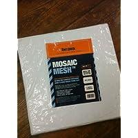 Mosaic Mesh Self Adhesive For Easier Fixing Of Mosaics x 11