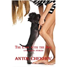 Russian Classics in Russian and English: The Lady with the Dog by Anton Chekhov (Dual-Language Book)