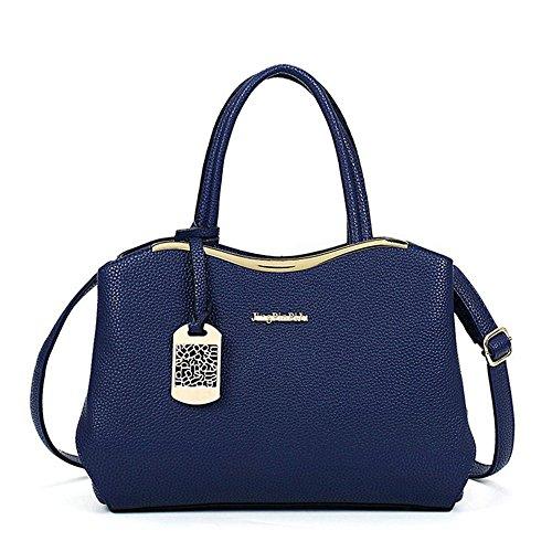 sac de femme Mode qualité Sac cabas en femme Sacs à main sac bandoulière Rouge pochette Bleu Sac à Main