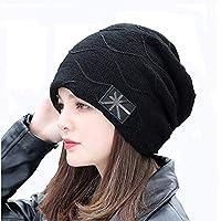 4f4f9b2e1cf Nosterappou Fashion Baotou hat thickening warm tide hat ladies hat knit hat  female winter wool hat