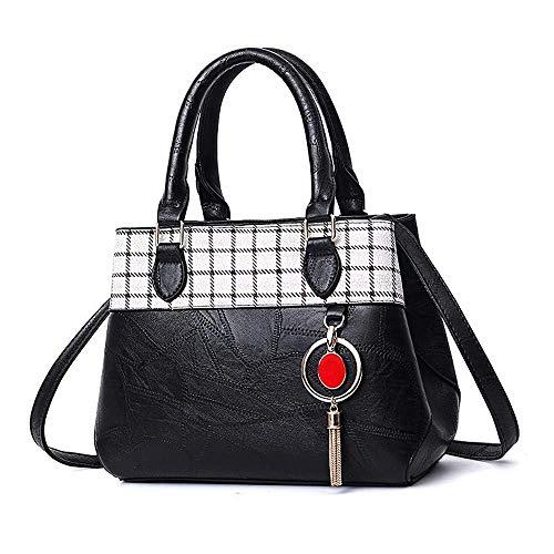 Handtasche Multifunktions-Design Elegante Einkaufstasche Für Die Schule Arbeit Reise Einkaufen Tragbar Einfach