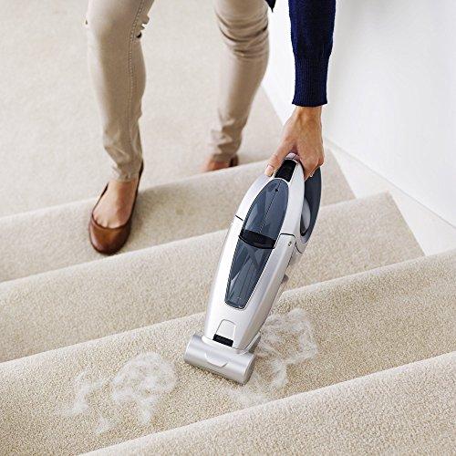 Vax H85-GA-P18 Gator Pet Cordless Vacuum Cleaner, 0.3 Litre, Silver/Black
