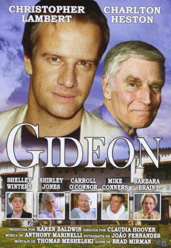 Gideon (Import Dvd) (2013) Christopher Lambert, Charlton Heston, Carroll O'Con