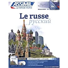 Le Russe (Pack CD (livre+4CD audio)