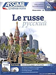Le russe : Niveau B2 (4CD audio)