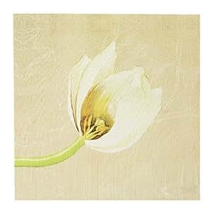 Premier Housewares Canvas Flower Print, 69 cm