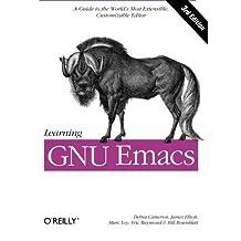 Learning GNU Emacs, Third Edition by Debra Cameron (2004-12-23)