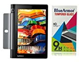 BlueArmor HD Clear Tempered Glass Screen Guard Protector for Lenovo Yoga Tab 3 8.0 Tablet ( 8 inch )