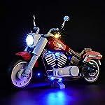 BRIKSMAX-Kit-di-Illuminazione-a-LED-per-Harley-DavidsonCompatibile-con-Il-Modello-Lego-10269-Mattoncini-da-Costruzioni-Non-Include-Il-Set-Lego