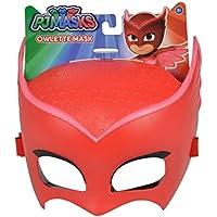 Simba 109402092 Maske Eulette, Rot, One Size