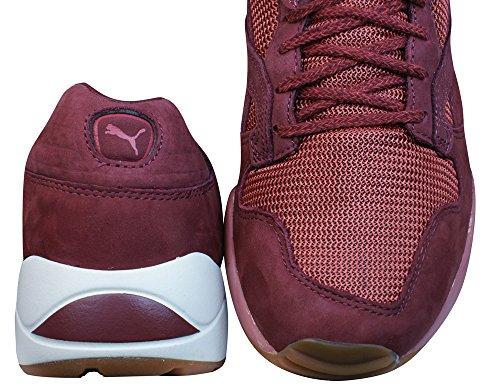 Puma Trinomic XS 850 x BWGH Brooklyn Sneakers homme Burgundy / marron