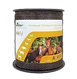 Recinto in legno, Band è da sempre la prima scelta per einzaeungen per cavalli &PonyNella scelta del materiale conduttore per il cavallo recinto si dovrebbe lasciare nulla al caso. Palmo, ben visibile e antistrappo sul nastro gode di bei cavalli ...