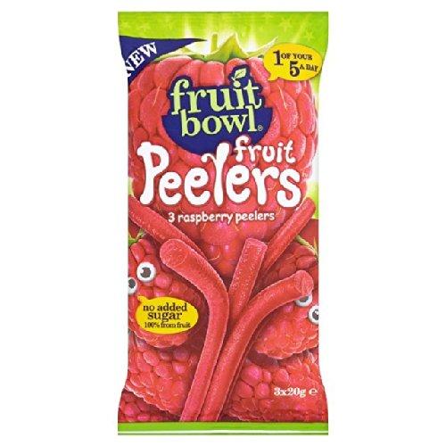 Fruit Bowl Raspberry Peelers 3 per pack