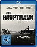 Der Hauptmann [Blu-ray] - Mit Max Hubacher, Frederick Lau, Milan Peschel, Alexander Fehling, Bernd Hölscher