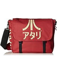 Atari Retro Messenger bag red