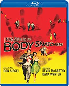 Invasion of the Body Snatchers [Blu-ray] [Import anglais]