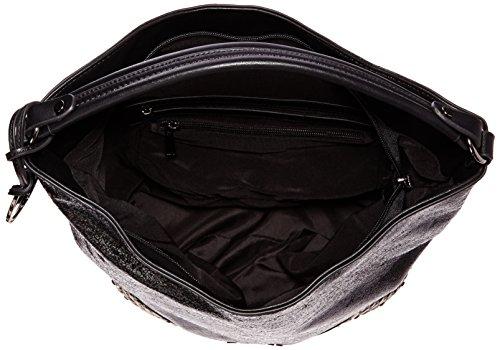 Thierry Mugler Addict 1, Damen Tasche Schwarz (noir 0110)