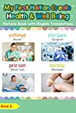 My First Haitian Creole Health and Well Being Picture Book: Bilingual Early Learning & Easy Teaching Haitian Creole Books for Kids (Teach & Learn Basic ... for Children Book 23) (English Edition)